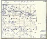 Township 15 N., Range 1 W., Torio, Bucoda, Lewis County 1960c